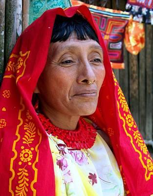 Karen People Photograph - Beauty Of A Woman by Karen Wiles