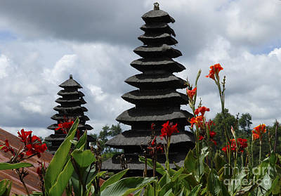 Photograph - Beauty Of Bali 2 by Bob Christopher