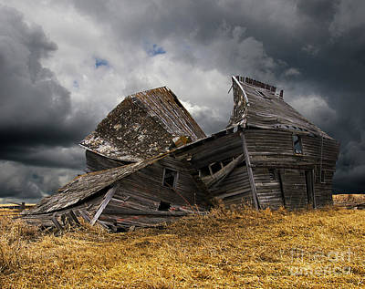Photograph - Beauty Of Barns 13 by Bob Christopher