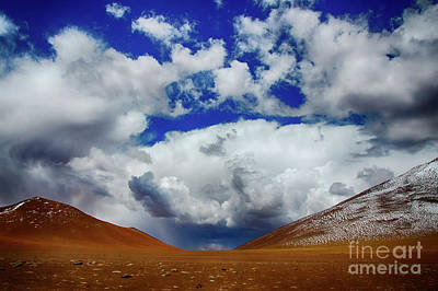 Photograph - Beauty Of Bolivia 2 by Bob Christopher