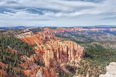 Photograph - Beauty Of Bryce by John M Bailey
