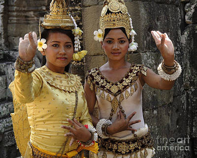 Photograph - Beauty Of Cambodia 2 by Bob Christopher