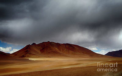 Photograph - Beauty Of Chile 5 by Bob Christopher