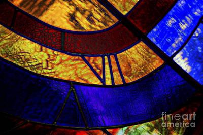 Beauty Of Color Art Print by Rick Bragan