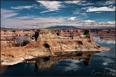 Photograph - Beauty Of Lake Powell by Erika Fawcett