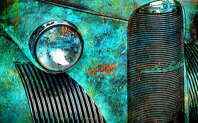 Digital Art - Beauty Of Lasalle by Greg Sharpe