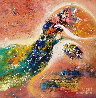 Painting - Beauty Of Mirage by Sanjay Punekar