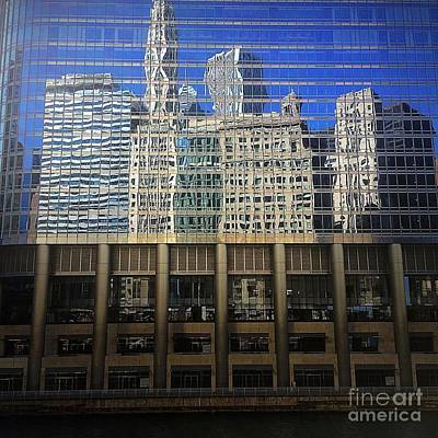 Frank J Casella Royalty-Free and Rights-Managed Images - Beauty of Reflection by Frank J Casella