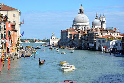 Photograph - Beauty Of Venice by Chris Alberding