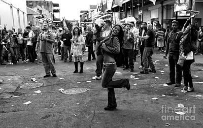 Photograph - Beauty On Bourbon Street by John Rizzuto