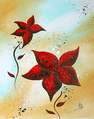 Beauty Redefinied By Madart Art Print by Megan Duncanson