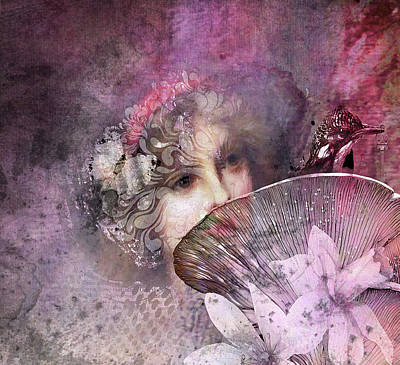 Digital Art - Beauty by Sue Masterson