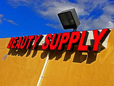 Photograph - Beauty Supply by Elizabeth Hoskinson