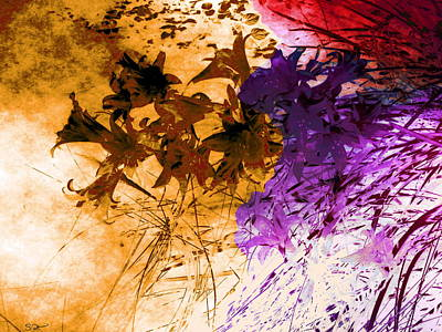 Fine Photograph - Beauty To Die For by Abstract Angel Artist Stephen K