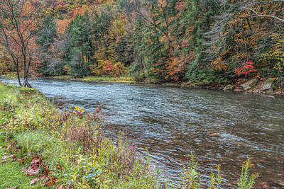 Photograph - Beaver Creek by John M Bailey