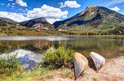 Photograph - Beaver Lake by John Kelly
