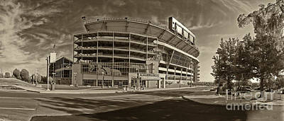 Penn State Photograph - Beaver Stadium by Jack Paolini