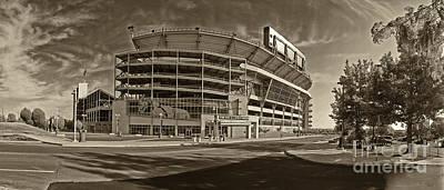 Beaver Photograph - Beaver Stadium by Jack Paolini