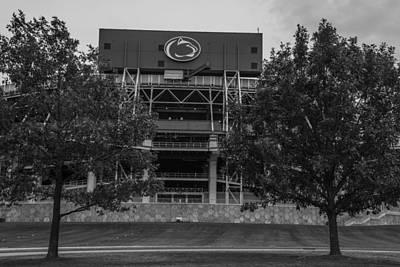 Penn State University Photograph - Beaver Stadium Penn State by John McGraw