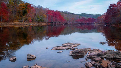 Photograph - Beavers Bend State Park by Robert Bellomy
