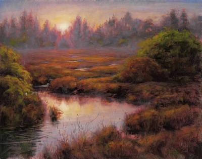 Beaverton Creek Original by Michael Orwick