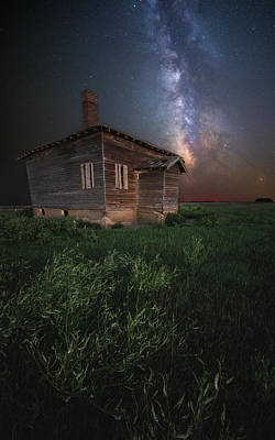 Photograph - Beckman School by Aaron J Groen