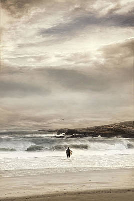 Photograph - Beckoning Surf by Robin-Lee Vieira