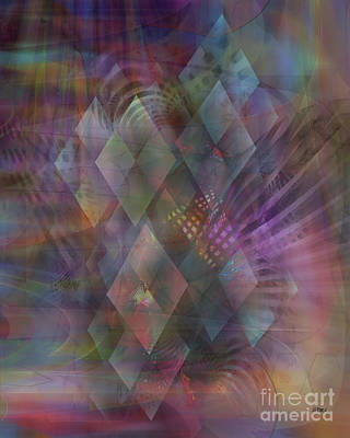 Digital Art - Bedazzled by John Robert Beck
