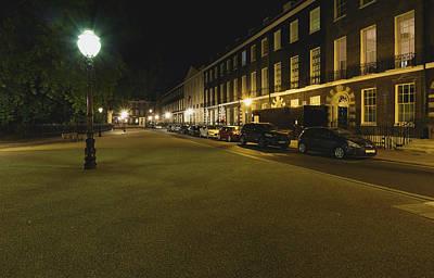 Photograph - Bedford Square London By Night A by Jacek Wojnarowski