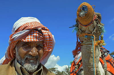 Photograph - Bedouin by George Paris