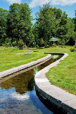 Photograph - Bedrock Gardens by Greg Fortier