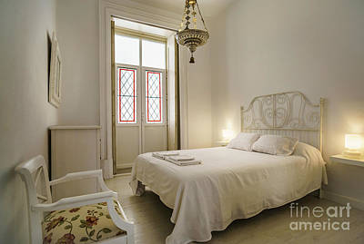 Photograph - Bedroom Apartment In The Heart Of Cadiz by Pablo Avanzini