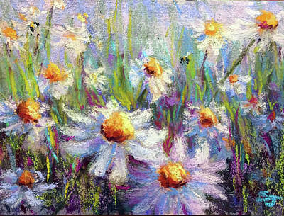 Painting - Bee Heaven by Susan Jenkins