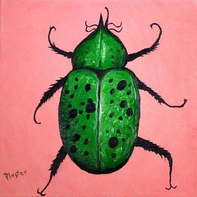 Beedles - George Print by Scott Plaster