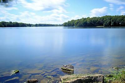 Photograph - Beeds Lake by Bonfire Photography