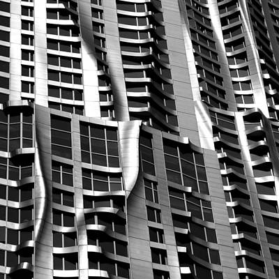 Beekman Tower Detail Art Print by Andrew Fare