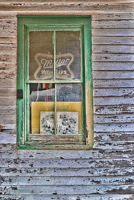 Photograph - Beer And Fine Liqueurs by Ron Weathers