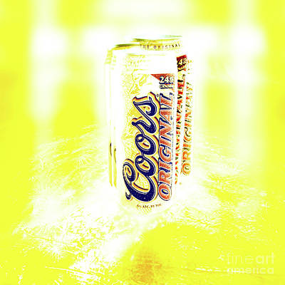 Photograph - Beer Cans by YoPedro