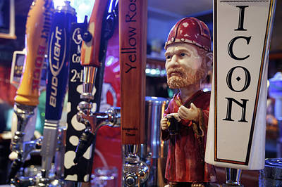 Photograph - Beer Taps by Tim Stanley