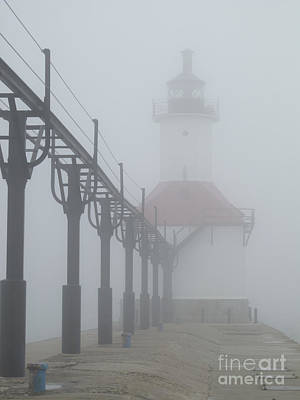Photograph - Befogged by Ann Horn