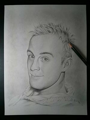 Drawing - Before by Joe Burgess