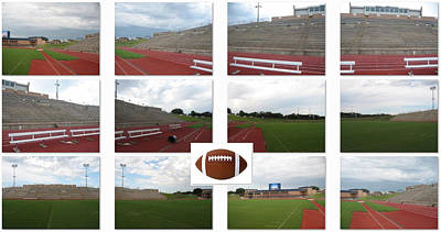Photograph - Before Planet Wee Viking Football by Nikki Marie Smith