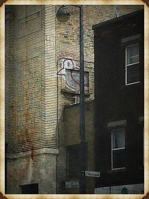 Photograph - Before Regentrification by Mario MJ Perron