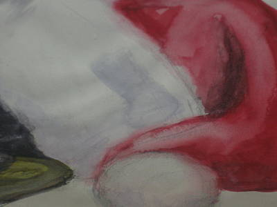 Before Santa's Trip  Art Print by Paula Andrea Pyle