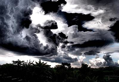 Photograph - Before Storm  by Dora Hathazi Mendes