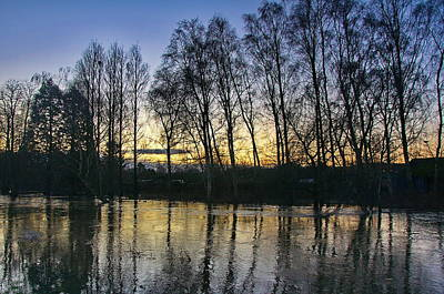 Photograph - Before Sunrise by Hans Erik Nielsen