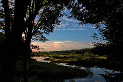Photograph - Before Sunset by David Patterson