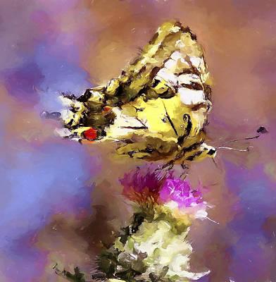 Digital Art - Before The Fall Comes by Yury Malkov