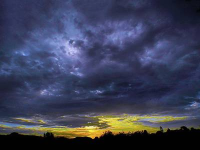 Photograph - Before The Rain by Mark Blauhoefer