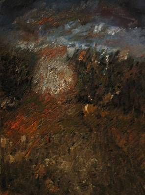 Painting - Before The Storm by Gyorgy Szilagyi